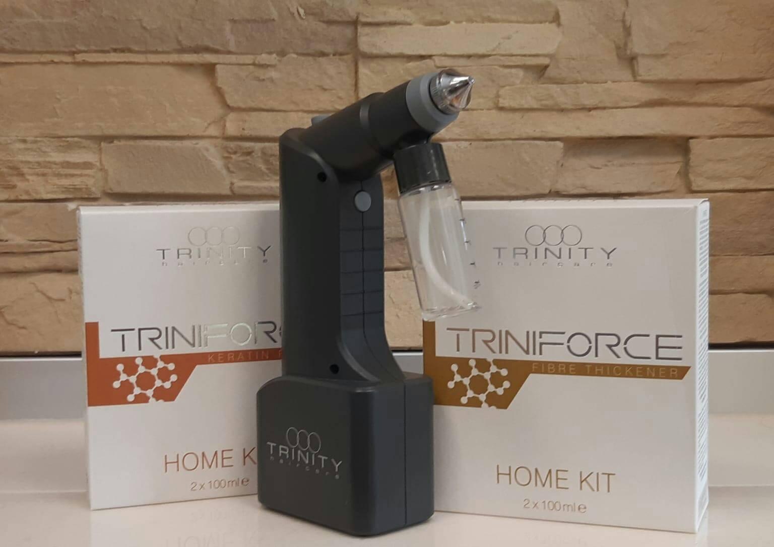 Triniforce Griss Modefriseur